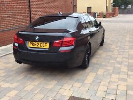 BMW5 serious 2 L diesel automatic 12 months MOT full service history