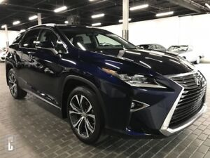 2016 Lexus RX 350 AWD-TOURING PKG-NAVI-REAR CAMERA-ONLY 15KMS