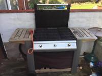 John Lewis gas barbecue