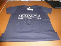 Navy T shirt - new condition