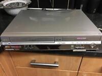 Panasonic DMR-EH80v VHS/DVD RECORDER WITH HARD DRIVE