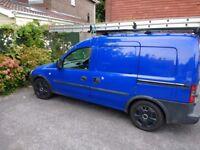 Vauxhall combo (low mileage)
