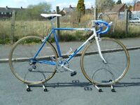 Motobécane 10 Speed French Road Bike (Frame Size 23 Inches) in Perfect Working Condition