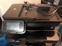 HP Photosmart 7510 Printer scanner