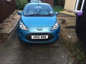 Ford KA Edge - Low Milage