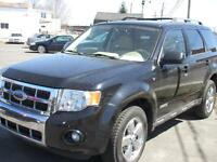 2008 Ford Escape limitid