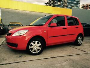 2007 Mazda 2 Auto Hatch LONG REGO 4 Cylinder 2Keys Reliable CHEAP Sutherland Sutherland Area Preview