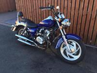 Poineer torro 125cc 58 plate with 1600 miles