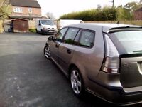 Saab 93 estate dth sport 6 speed manual