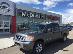 2013 Nissan Titan SV One Owner, No Accidents!