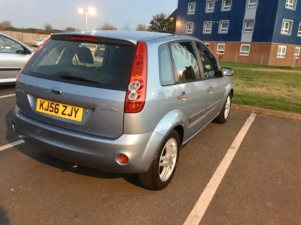 FORD FIESTA FOR SALE (GOOD CONDITION)