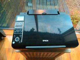 Epsom Scanner/Printer