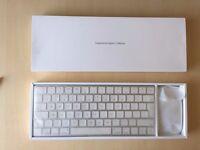 Apple Magic Mouse 2 and Magic Keyboard 2