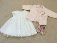 Baby Girl's Outfit