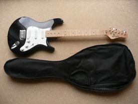Behringer Strat copy guitar