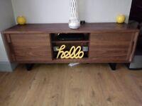 For Sale 'NEXT' Living Room Furniture (Walnut Effect) - TV Unit/Sideboard