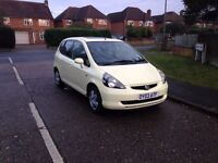 Honda Jazz 1.4 2003 03 Reg Five Doors 1 Owner From New Full Service History £650
