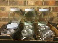 Jars/Jams/Chutneys/Storage