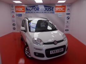 Fiat Panda LOUNGE (£30.00 ROAD TAX) FREE MOT'S AS LONG AS YOU OWN THE CAR!!! (white) 2013