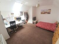 Furnished massive bedroom to let in NG7 6AR