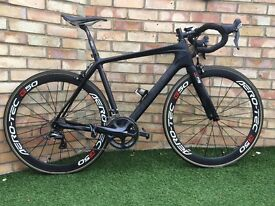 Ribble r872 Carbon racing bike