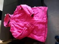 Girls Gelert waterproof jacket