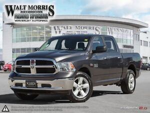 2017 Ram 1500 SLT;ACCIDENT FREE, ALBERTA VEHICLE, CREW CAB