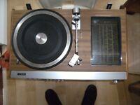 ekco radio-record deck