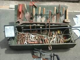 Tools joblot.