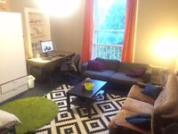 Extra large double room to rent near Meadows. 11th June to 23rd July