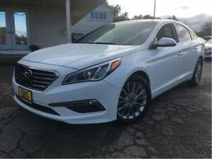 2015 Hyundai Sonata Limited LEATHER NAVIGATION PANORAMIC ROOF