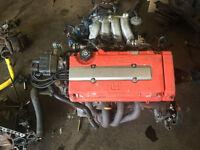 honda civic b18c4 engine mb6 ej9 ek4 vti eg b series swap
