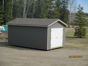 Sheds, Mini-shops, Shelters, Cabins (Any type of building that can be moved) Free delivery within 200 km of Hines Creek