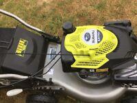 Ryobi petrol lawn mower