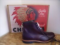 Chippewa Mens Boots Size UK12 New Unworn