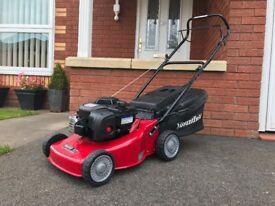 Mountfield SP185 Petrol Lawnmower Lawn Mower Briggs & Stratton Petrol Engine