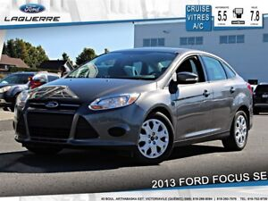 2013 Ford Focus SE**CRUISE*A/C*BLUETOOTH**