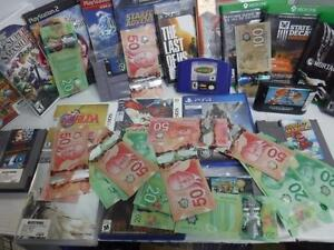 CashPawn will make it RAIN with all the CASH we give for VIDEO GAMES! Give us your old and new games for CASH!