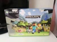 XBOX ONE S 500 WHITE - MINECRAFT EDITION