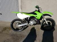 Kawasaki kx 125 cc