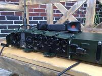 Clansman PRC - 320 (British Army HF Transceiver)