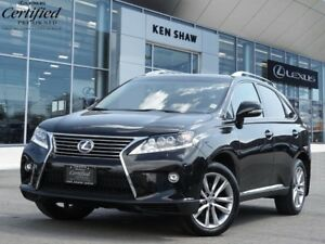 2015 Lexus RX 450H ** Technology Package ** Head Up Display **