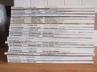 FREE 21x Elle Decoration magazines