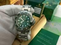 Rolex Submariner Date Hulk Green Dial Stainless Steel