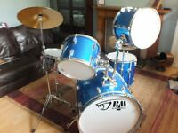 Drum kit for sale- selling for my daughter. Good beginners kit for Christmas?