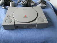 Sony play station 1 Model no SCPH-1002 for sale £25