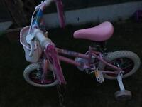 """12"""" inch bicycle for girls"""