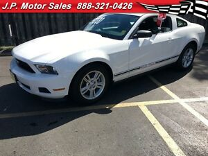2012 Ford Mustang V6, Manual, Only 41, 000km