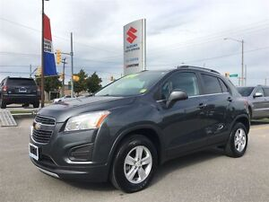 2015 Chevrolet Trax LT AWD ~Backup Camera ~Power Seat