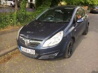07873 638269 STILL FOR SALE - 2008 Vauxhall Corsa 1.4 Club 16V - AUTO –